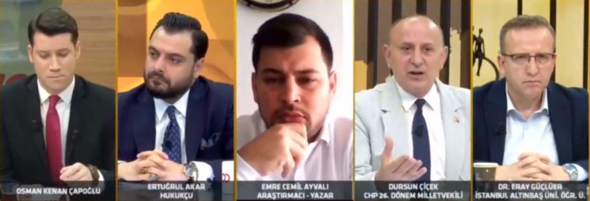 CHP li Dursun Çiçek ten HDP ile pazarlık itirafı #1