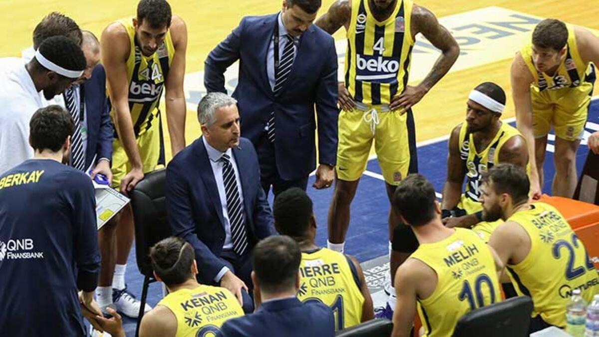 Anadolu Efes-Fenerbahçe serisinde ikinci maç #2