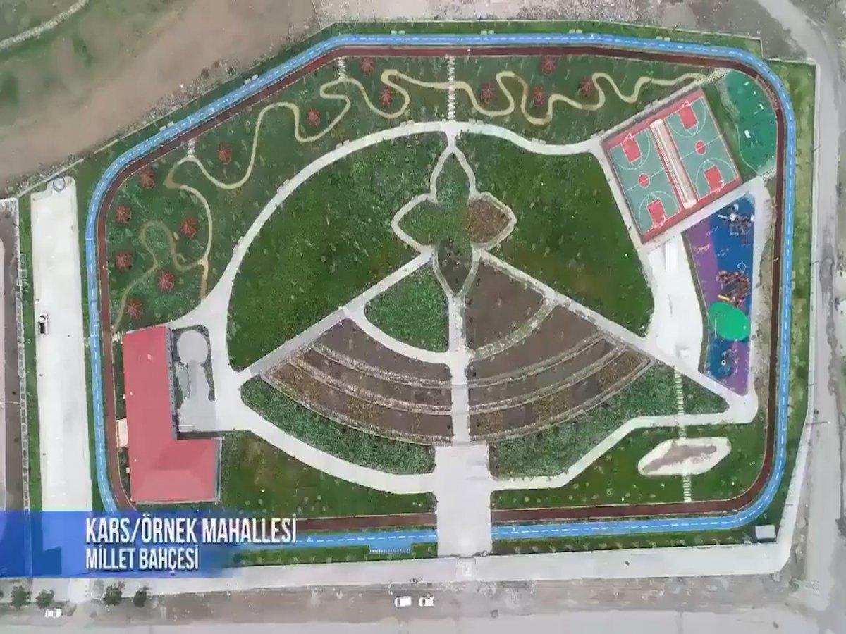 7 ilde 10 yeni millet bahçesi açıldı #4