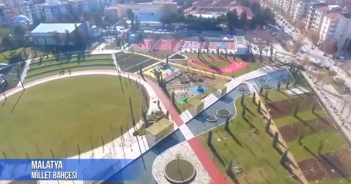 7 ilde 10 yeni millet bahçesi açıldı #6