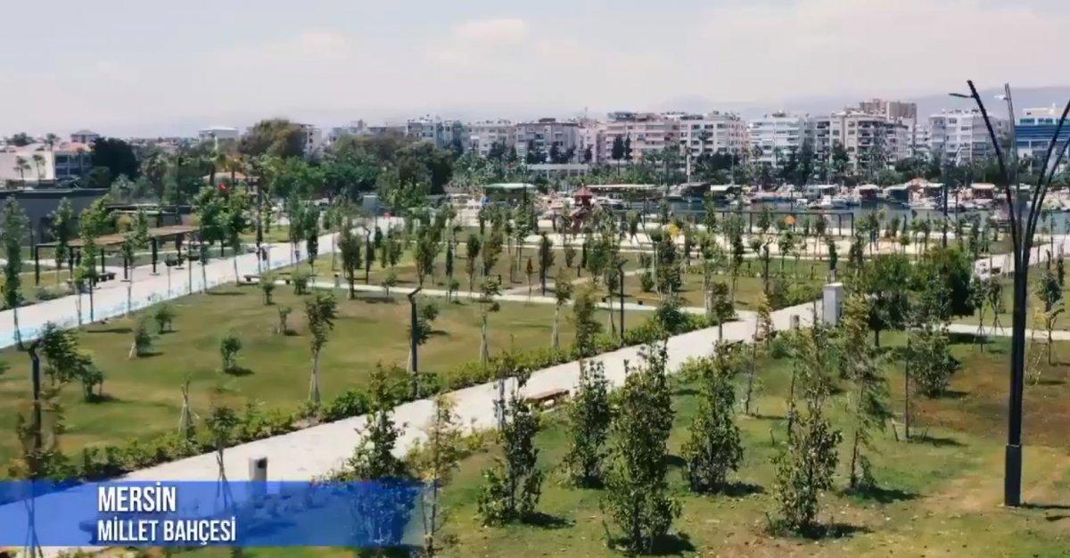 7 ilde 10 yeni millet bahçesi açıldı #10