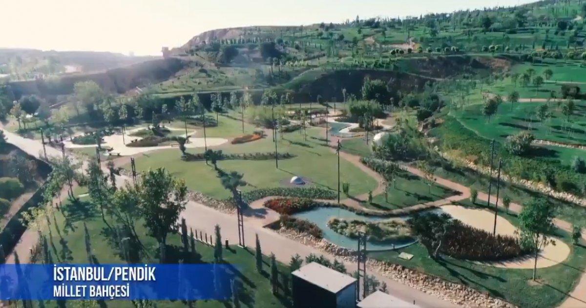 7 ilde 10 yeni millet bahçesi açıldı #9