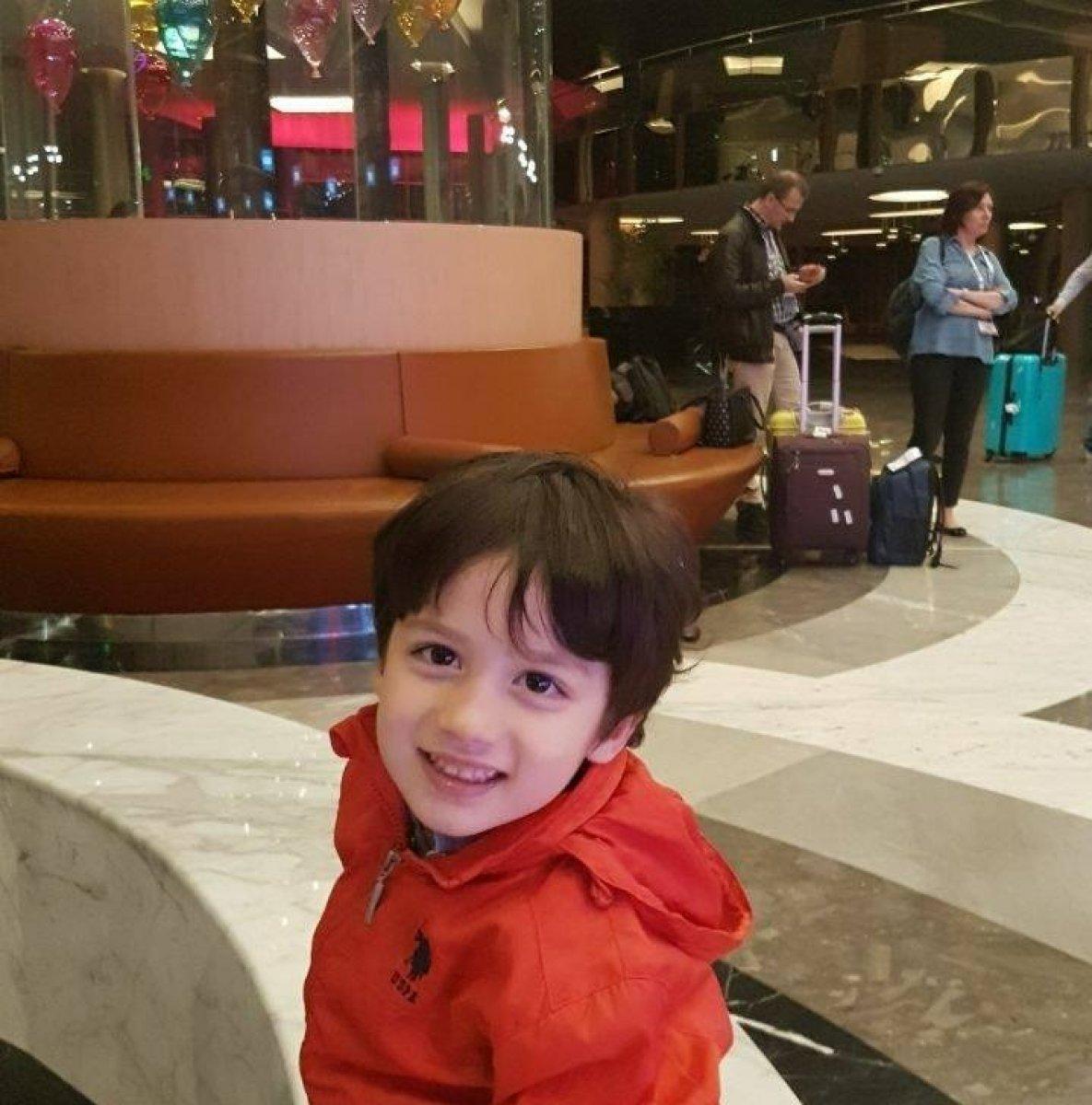 8 yaşındaki Toprak, koronavirüs sonra gelişen MAS nedeniyle öldü #2