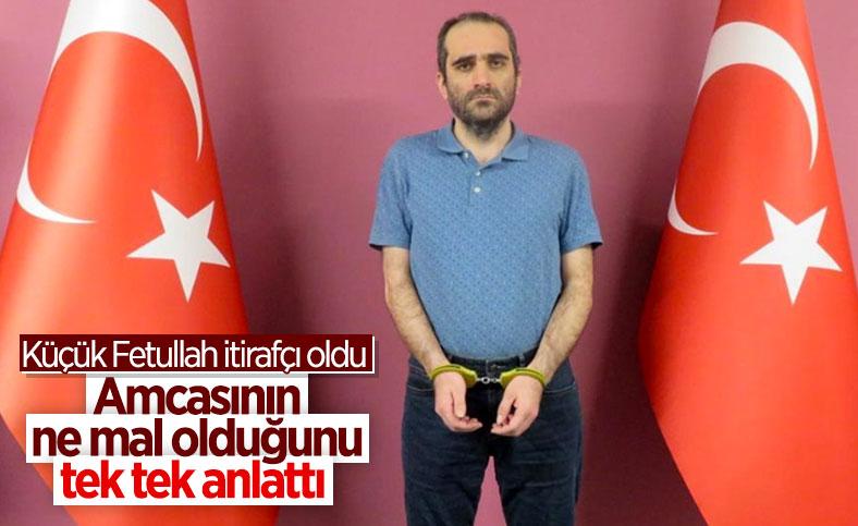 Fetullah Gülen'in yeğeni Selahaddin Gülen'in ifadesi
