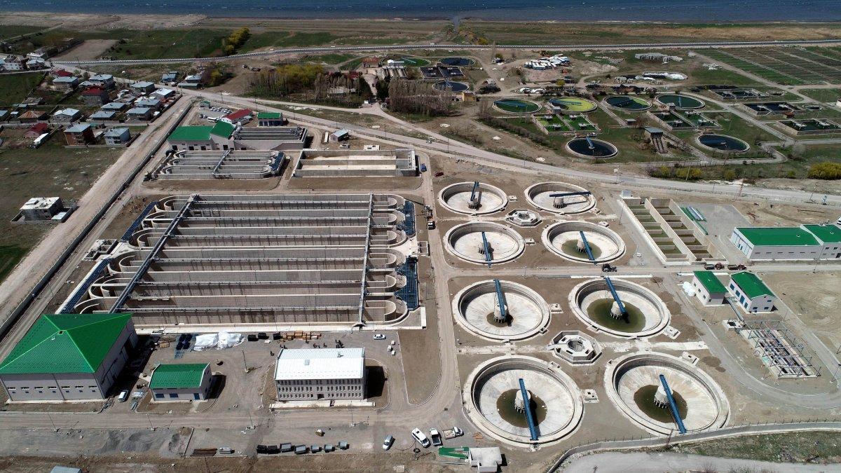 cumhurbaşkanı erdoğan, van da i̇leri biyolojik arıtma tesisi nin açılışını yaptı #1