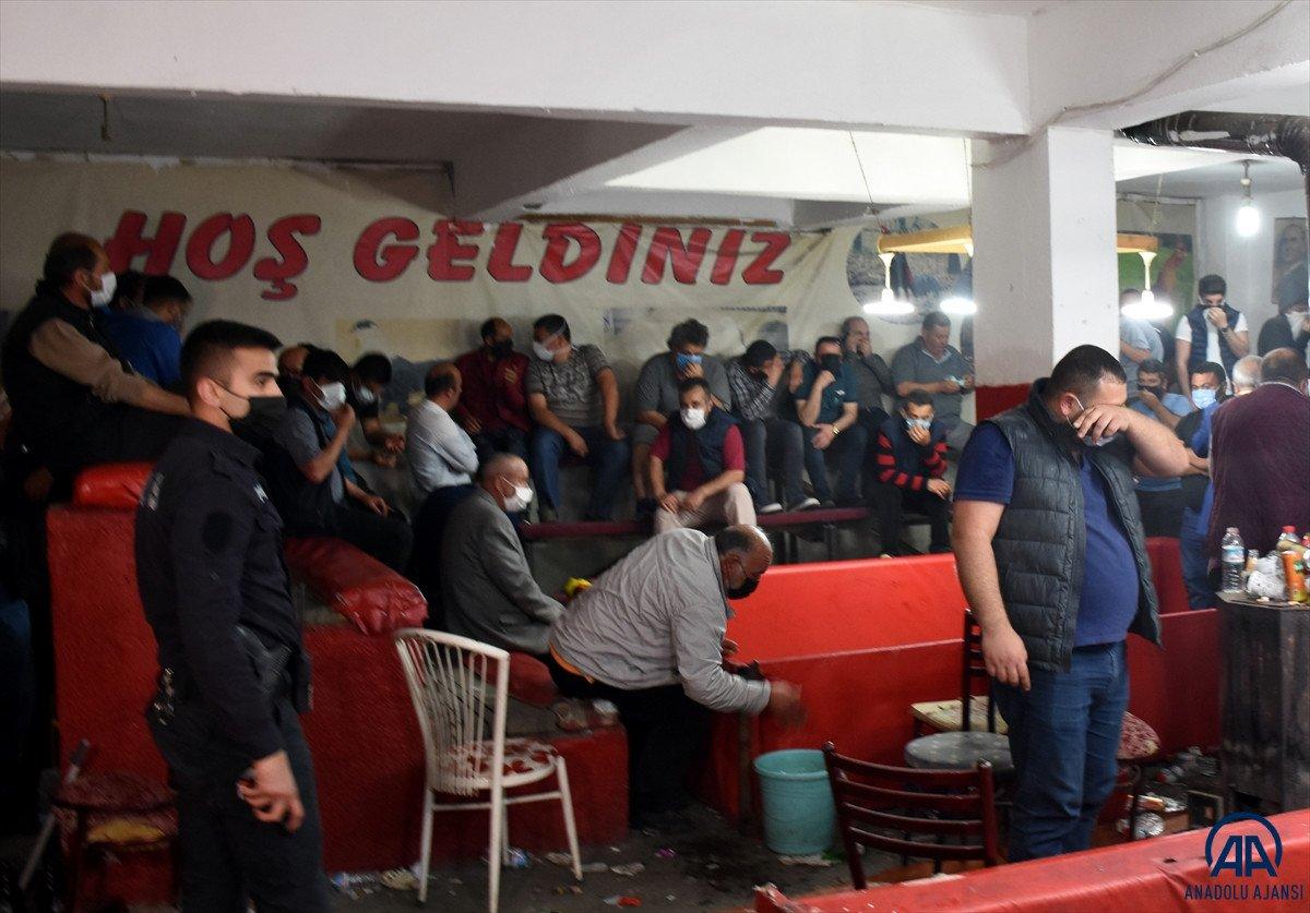 Kırıkkale de horoz dövüştüren 69 kişiye 431 bin 250 lira cezası #2