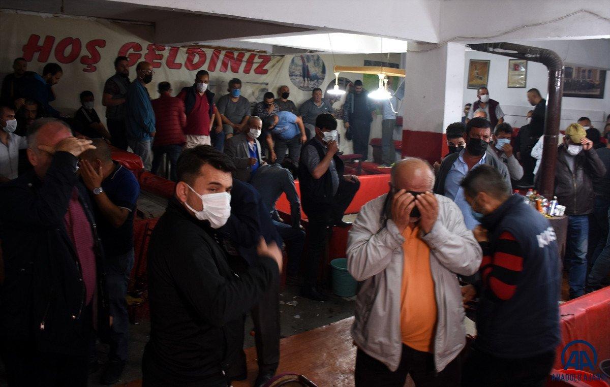 Kırıkkale de horoz dövüştüren 69 kişiye 431 bin 250 lira cezası #1