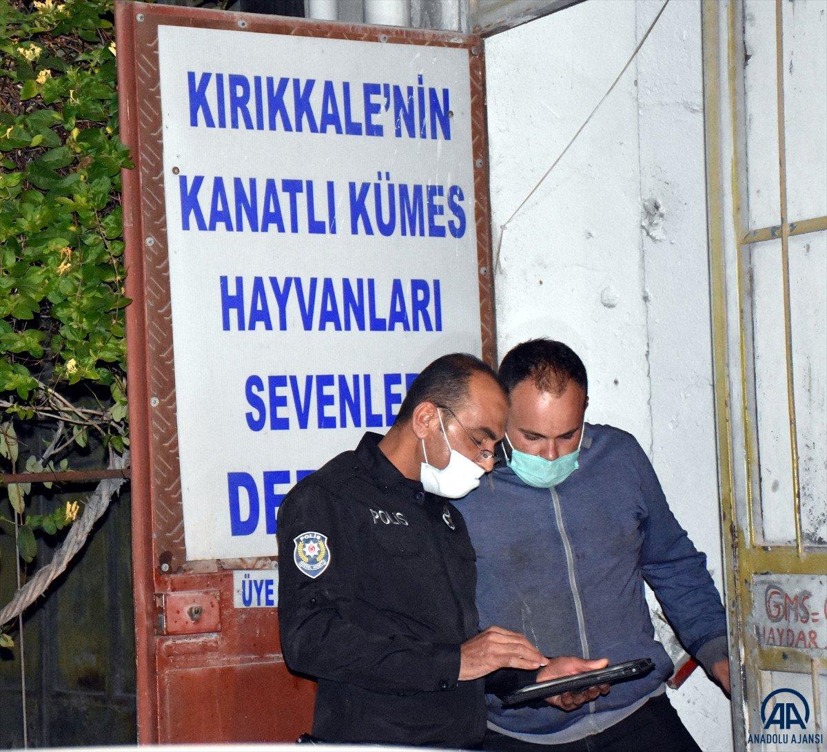 Kırıkkale de horoz dövüştüren 69 kişiye 431 bin 250 lira cezası #3