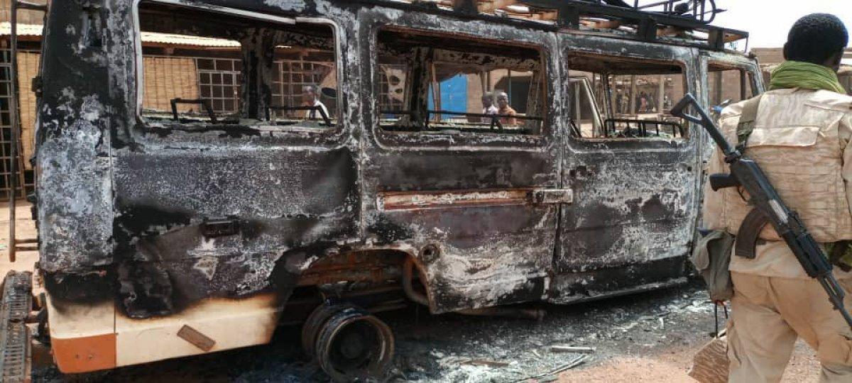 Burkina Faso da terör saldırısı: 100 sivil öldü #9