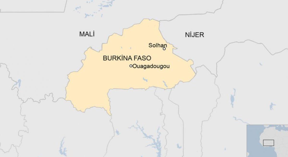 Burkina Faso da terör saldırısı: 100 sivil öldü #3