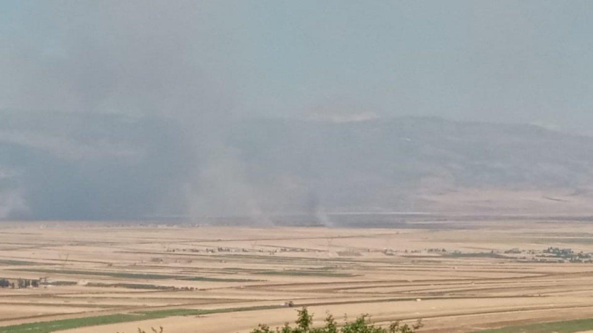 İdlib'te topçu saldırıları sivilleri hedef aldı  #1