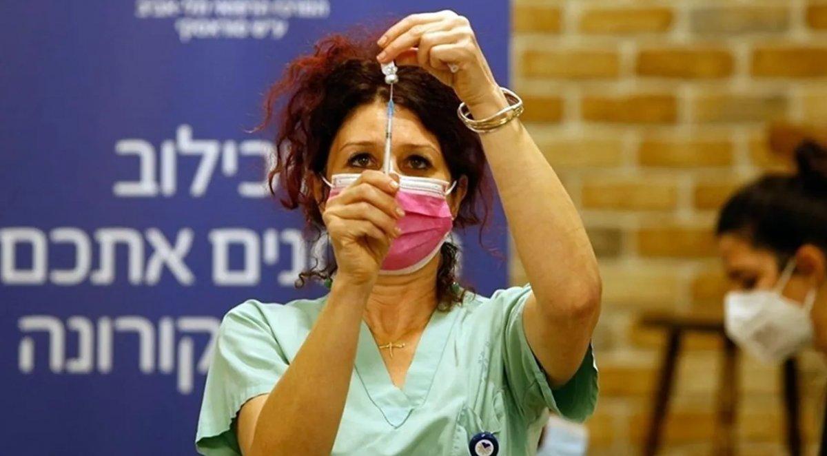 İsrail, kapalı alanlarda maske zorunluluğunu kaldırıyor #1