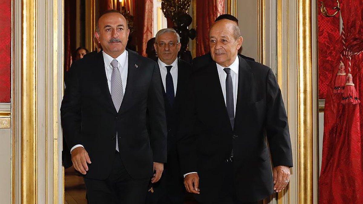 Mevlüt Çavuşoğlu, Fransa yı ziyaret edecek #1
