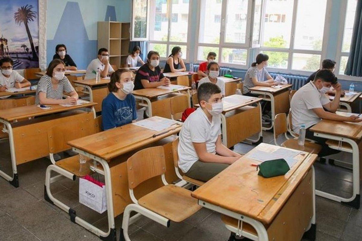 1 milyon 200 bin öğrenci, koronavirüs önlemleri altında LGS ye giriyor #2