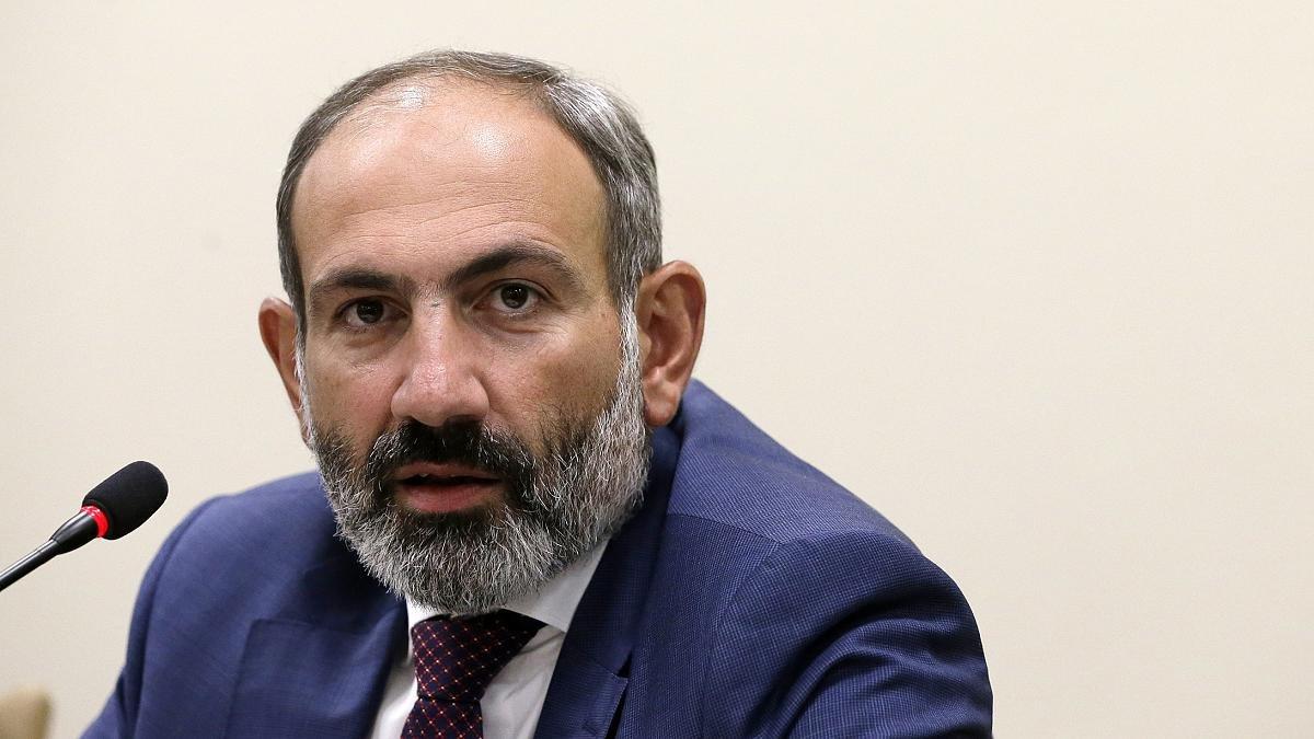Nikol Paşinyan, Beşar Esad ı tebrik etti #2