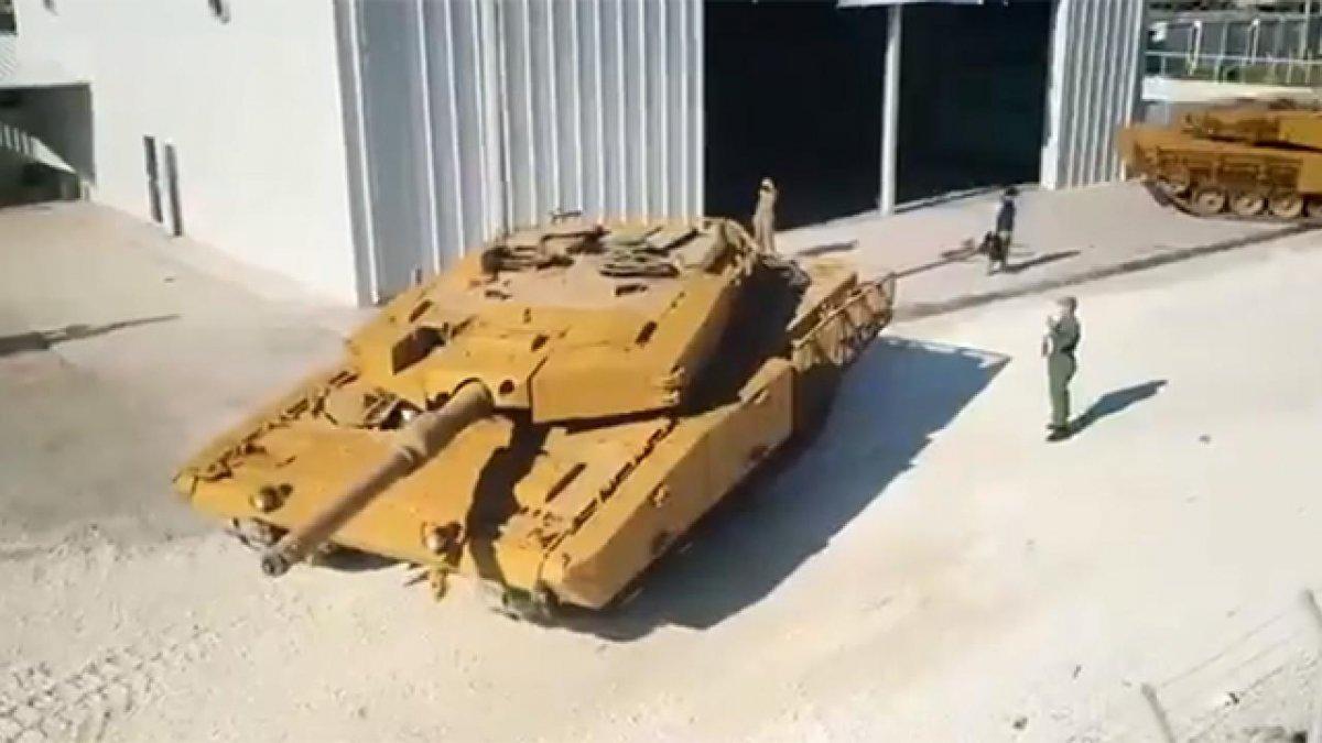 Leopard 2A4 tanklarının zırh paketinin seri üretimine geçildi #2