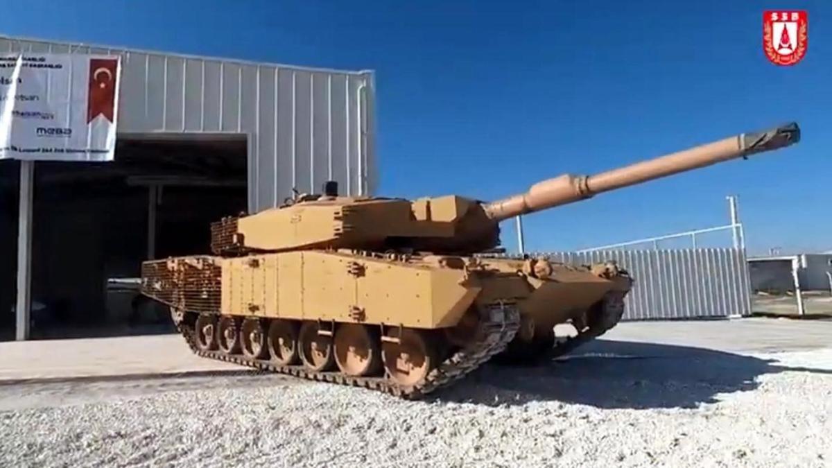 Leopard 2A4 tanklarının zırh paketinin seri üretimine geçildi #3