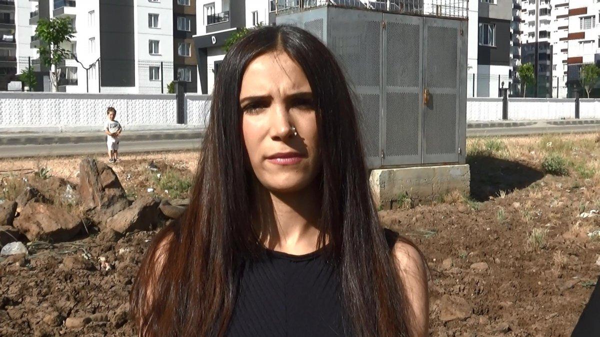 Diyarbakır'da bir köpek vahşice öldürüldü #4