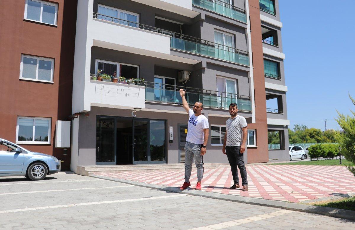 Adana da aynı anda yaşanan 3 olayı birden görüntüledi #5