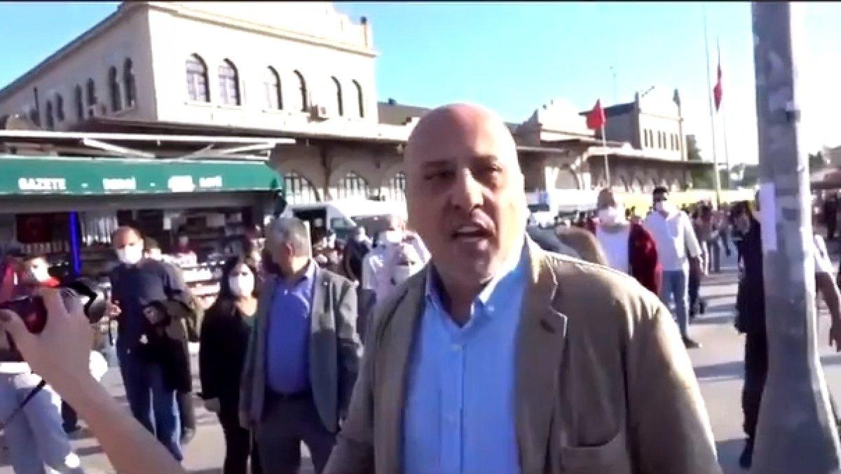 Ahmet Şık tan Cumhurbaşkanı Erdoğan a skandal tehdit #3