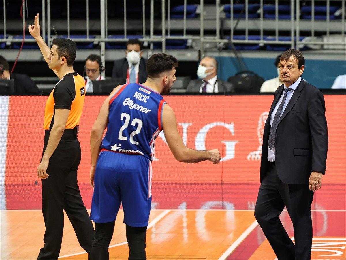 Anadolu Efes şampiyon oldu  #2