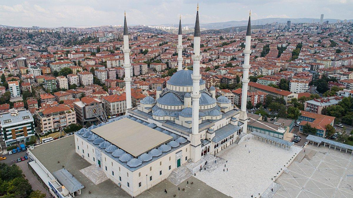 Türkiye genelinde il il cami sayıları #4