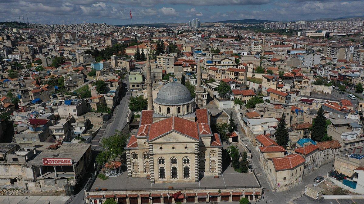 Türkiye genelinde il il cami sayıları #3