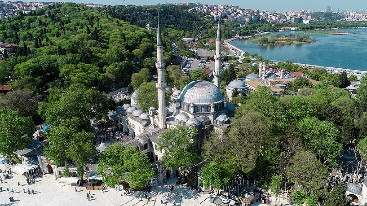 Türkiye genelinde il il cami sayıları #5