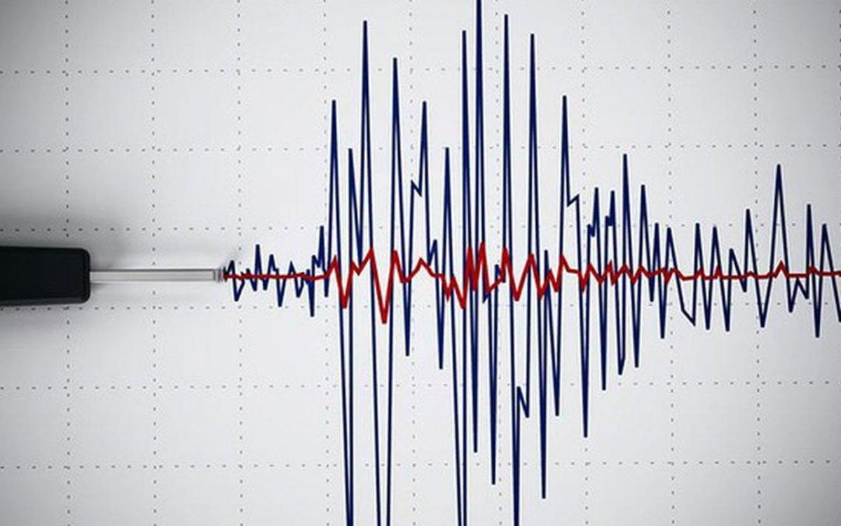 Datça açıklarında 4.1 büyüklüğünde deprem #1