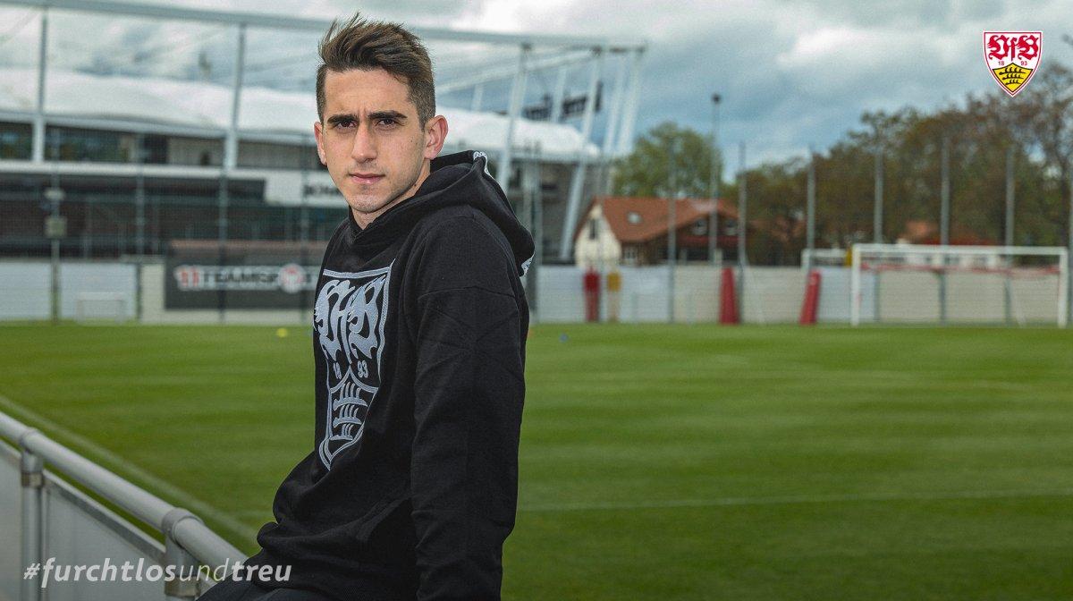 Ömer Faruk Beyaz, Stuttgart ile sözleşme imzaladı #3