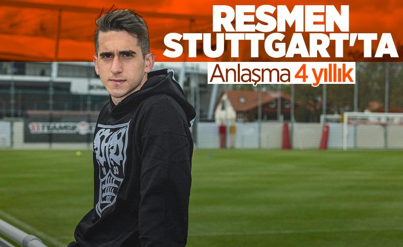 Ömer Faruk Beyaz, Stuttgart ile sözleşme imzaladı