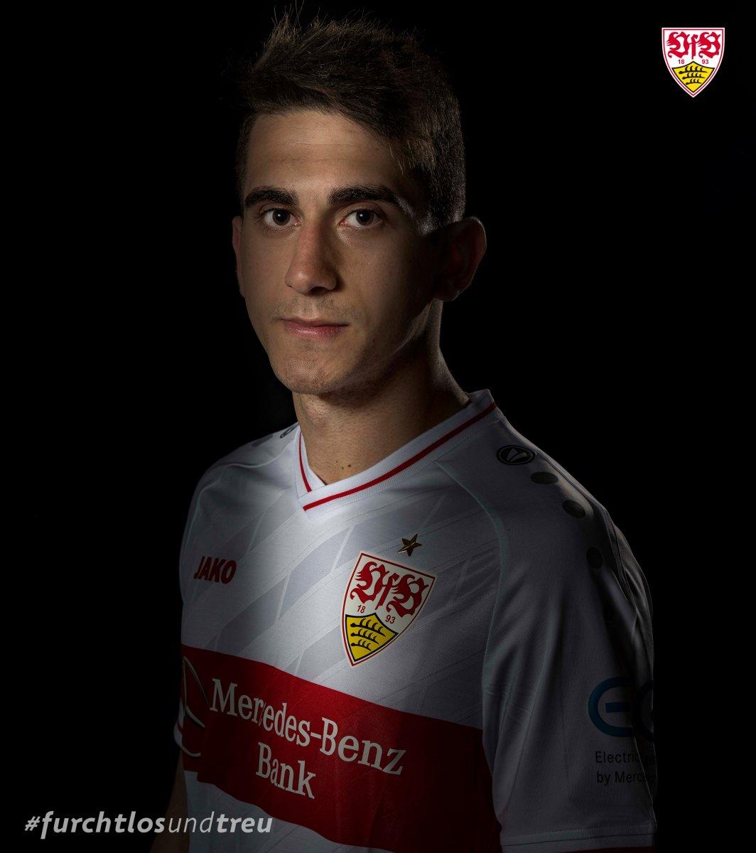 Ömer Faruk Beyaz, Stuttgart ile sözleşme imzaladı #1