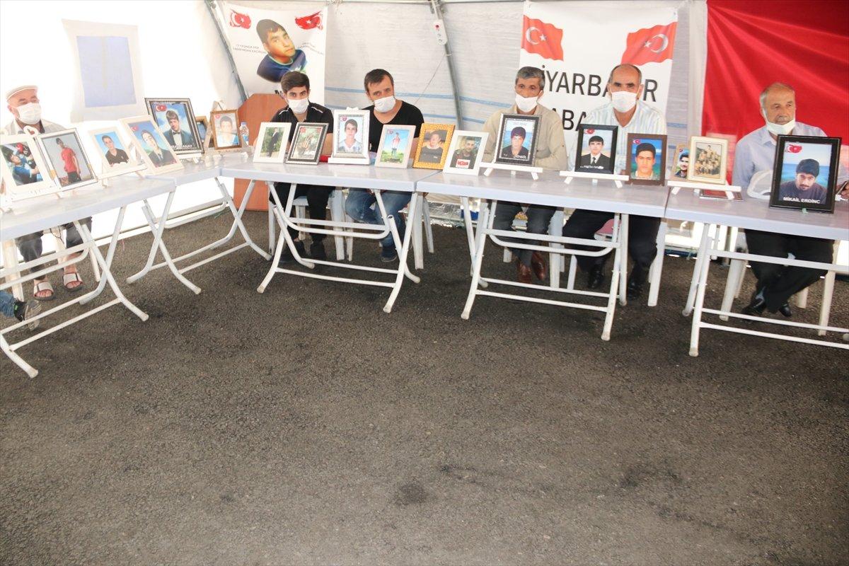 Diyarbakır annelerinin evlat nöbeti 644 üncü gününde #3