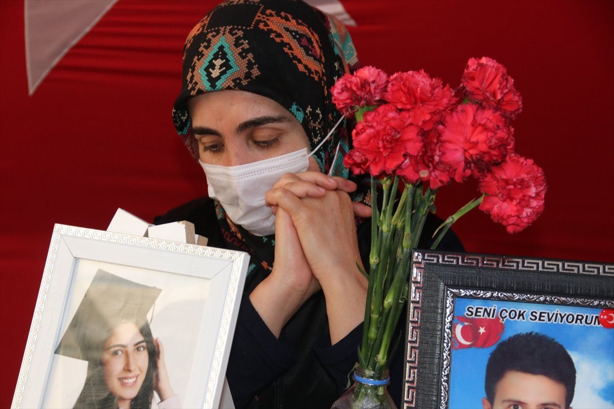 Diyarbakır annelerinin evlat nöbeti 644 üncü gününde #5