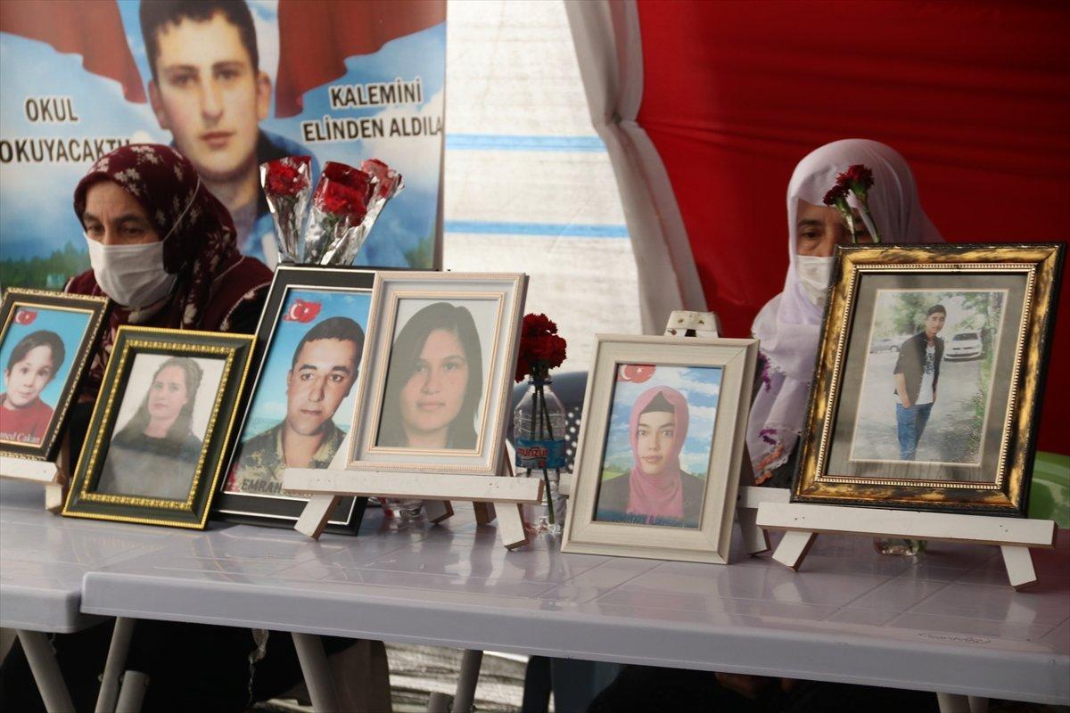 Diyarbakır annelerinin evlat nöbeti 644 üncü gününde #4