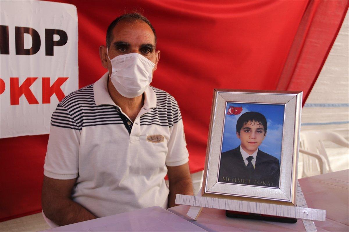 Diyarbakır annelerinin evlat nöbeti 644 üncü gününde #2