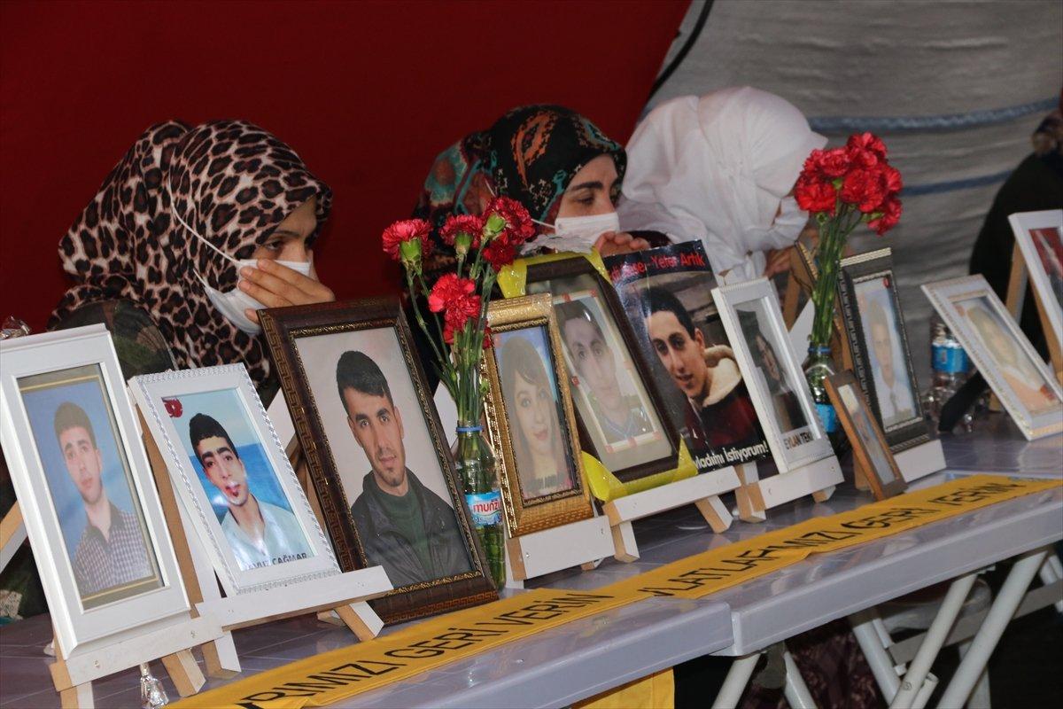 Diyarbakır annelerinin evlat nöbeti 644 üncü gününde #1