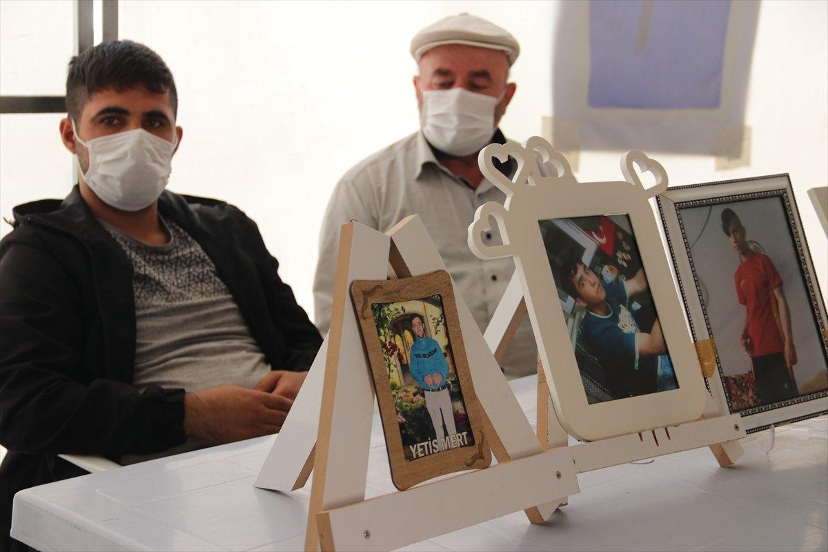 Diyarbakır annelerinin evlat nöbeti 644 üncü gününde #7
