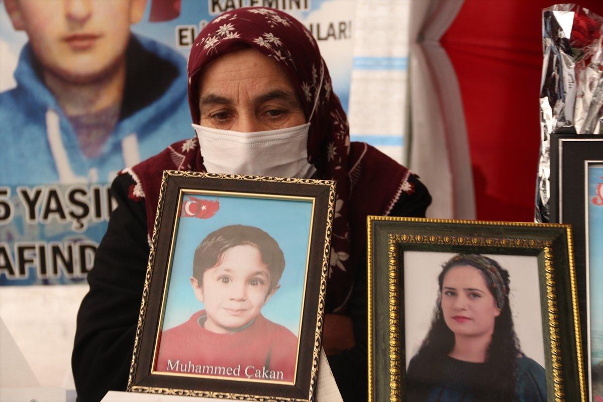 Diyarbakır annelerinin evlat nöbeti 644 üncü gününde #6