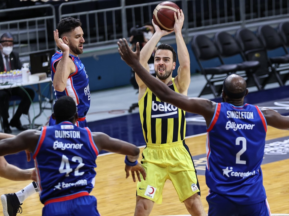 Anadolu Efes şampiyon oldu  #3