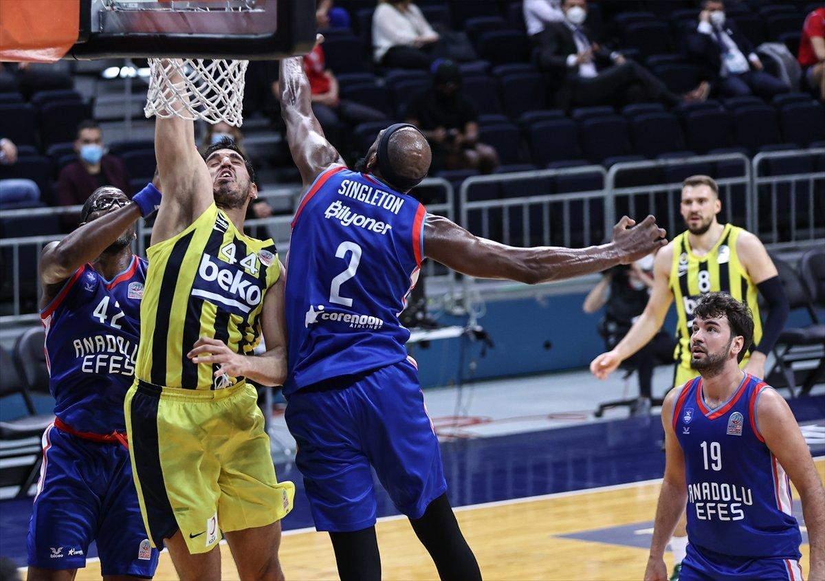 Anadolu Efes şampiyon oldu  #5