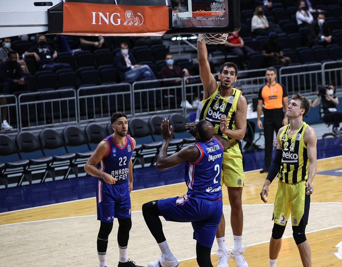 Anadolu Efes şampiyon oldu  #4