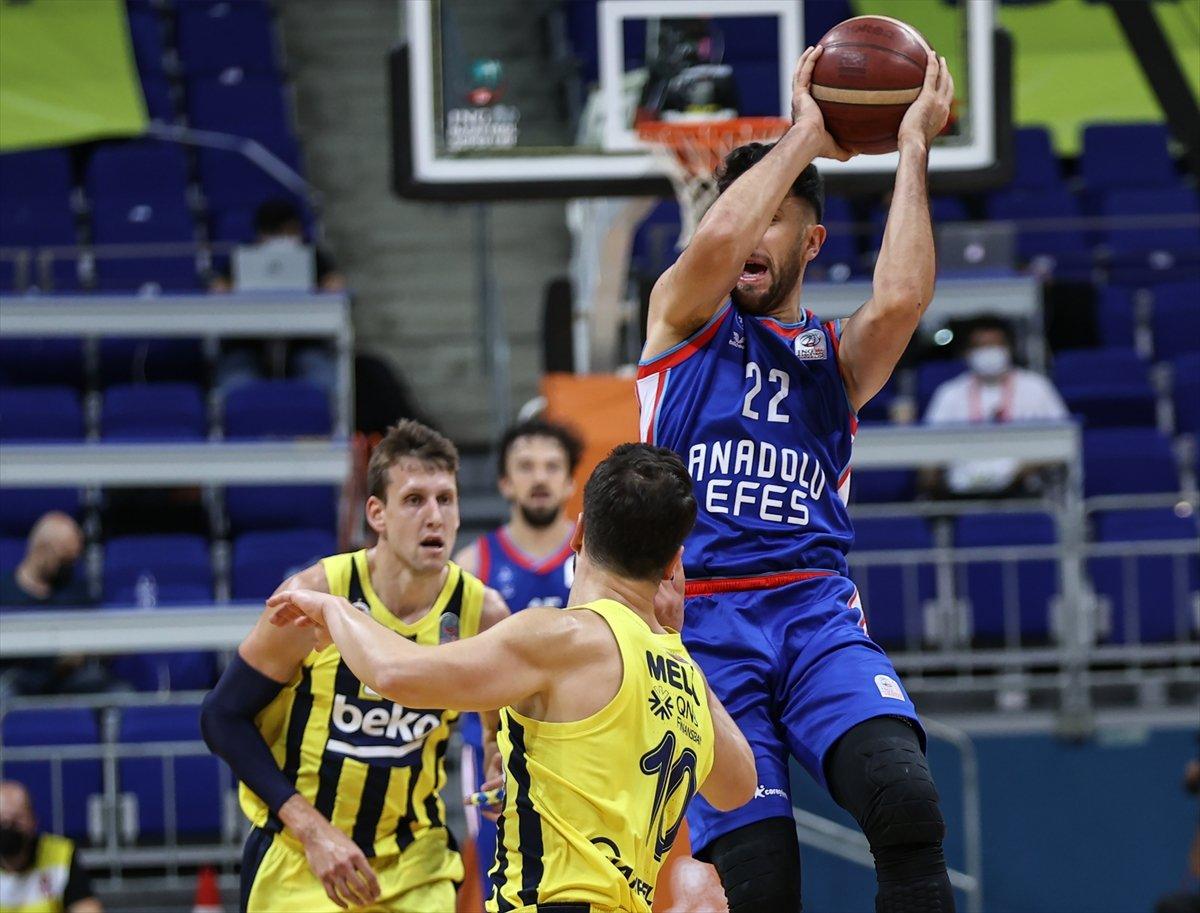 Anadolu Efes şampiyon oldu  #7