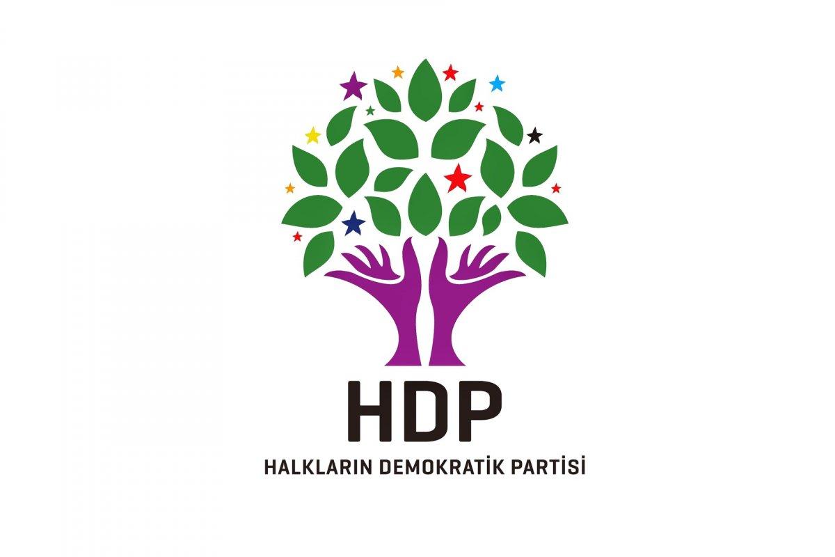 Yargıtay ın HDP ye açtığı kapatma davasında 500 partiliye siyasi yasak  #1