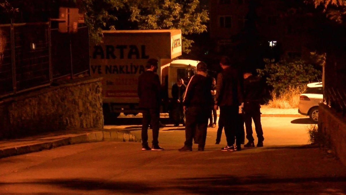 Maltepe de iki grup arasında silahlı kavga  #2