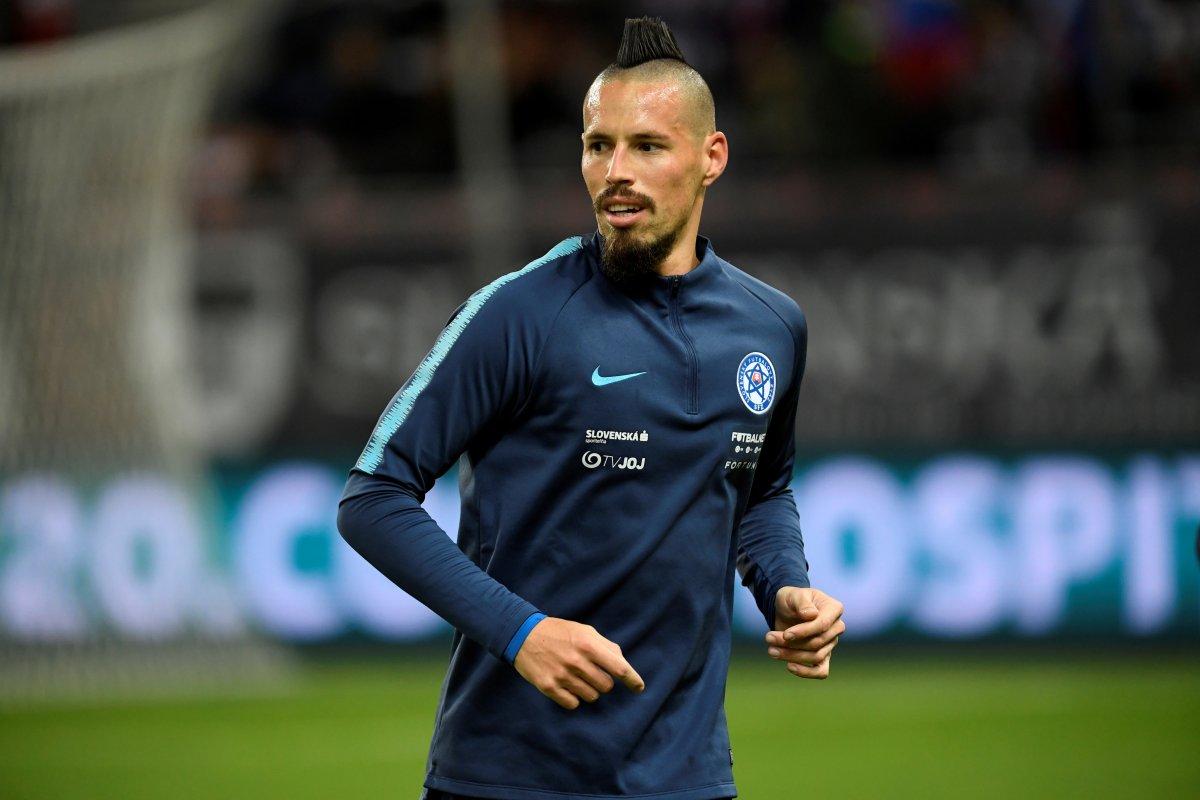 Trabzonspor Hamsik transferinde sona yaklaştı #1