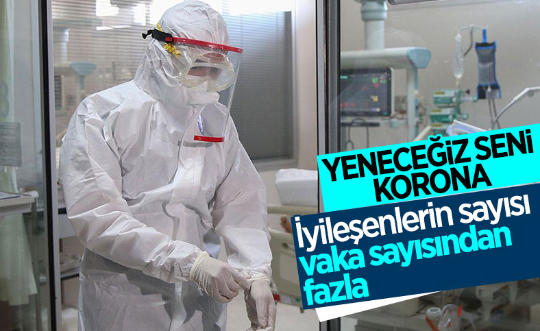 7 Haziran Türkiye'nin koronavirüs tablosu