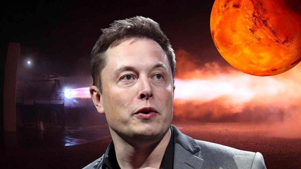 Rusya: Elon Musk ın Mars uçuşları peri masalı #1