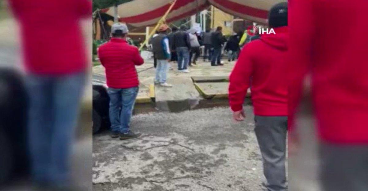 Meksika'da silahlı saldırıların gölgesinde seçim: Kabinlere kesik insan başı fırlatıldı #3