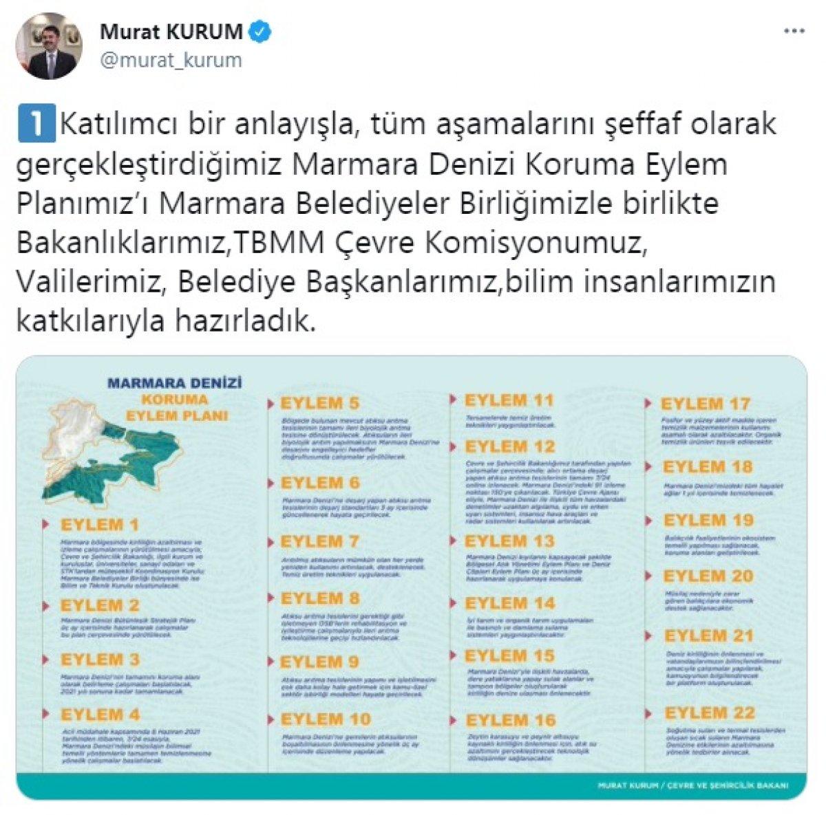 Murat Kurum: Çalışmalarımıza, 700 bilim insanı katıldı #2